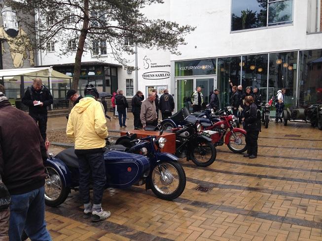 Nimbus, motorcykler, Farvergården, Odense