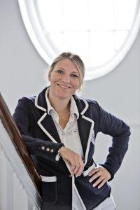 Cæcilie Ning Hage, museumdirektør på museet Tidens Samling, Kulturmaskinen, Farvergården, Brandts Klædefabrik, Odense
