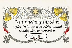 Ved Julelampens skær – Jette Holm-Jannik