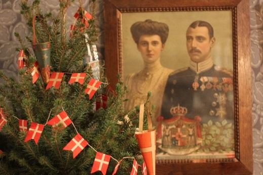 Jul, julehygge, julepynt, julestuer, Tidens Samling, museum for klæder, form og bolig i det 20. århundrede, Odense