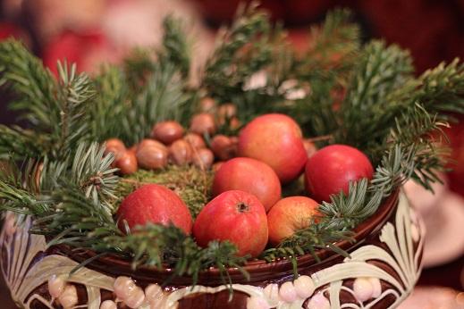 Jul, julepynt, nostalgi, hygge, julestuer, Tidens Samling, museum for klæder, form og bolig i det 20. århundrede, Odense