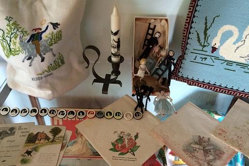 HCA, H. C. Andersen, HCFestivals, kultur, eventyr, Tidens Samling, museum for klæder, form og bolig i det 20. århundrede, Odense