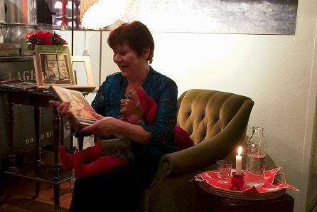 Jul, julehygge, julehistorier, julefortællinger, Susanne Saysette, Tidens Samling, museum for klæder, form og bolig i det 20. århundrede, Odense
