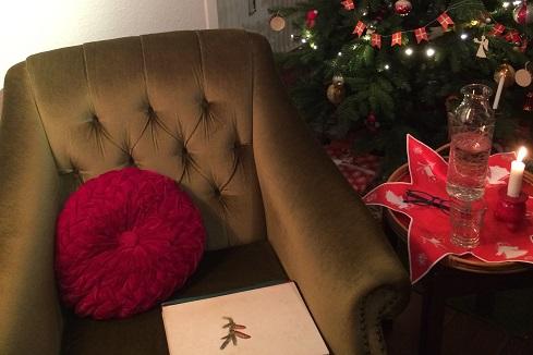 Jul, julehygge, julefortællinger, julehistorier, Susanne Saysette, Tidens Samling, museum for klæder, form og bolig i det 20. århundrede, Odense