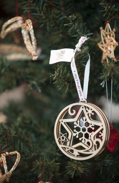 Jul i de gamle stuer på Tidens Samling